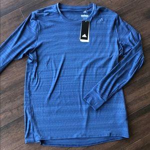 Men's adidas energy running shirt, NWT